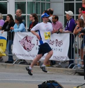 Hospital Hill Run 6-5-10 Michael G. Stults