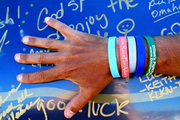 Greg Crawford's Wristbands For NPC